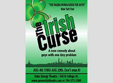 The Irish Curse August 4th20th CharlotteHappeningCom
