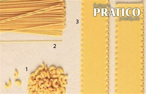 les diff 233 rentes sortes de p 226 tes alimentaires trucs et conseils cuisine et nutrition