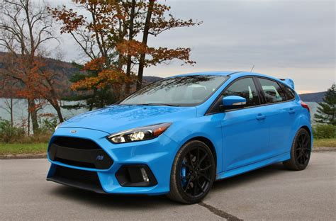 Ford Focus Rs (2016) Prices And Stats Revealed