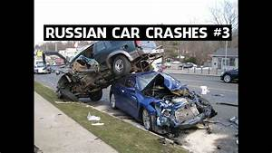 The Ultimate Russian Car Crash Compilation  3