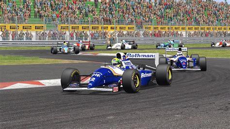Formula 1 1994 Season Mod