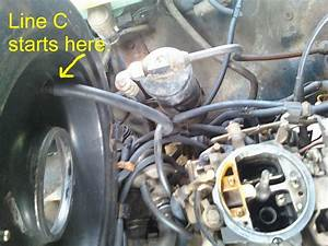 Como Se Conectan Las Mangueras Del Carburador De Motor Z24
