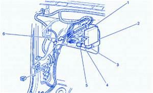 Cadillac Srx 2011 Under Dash Fuse Box  Block Circuit