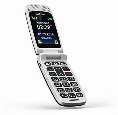 Flip Phones Mobile Phone Senior Cell Button