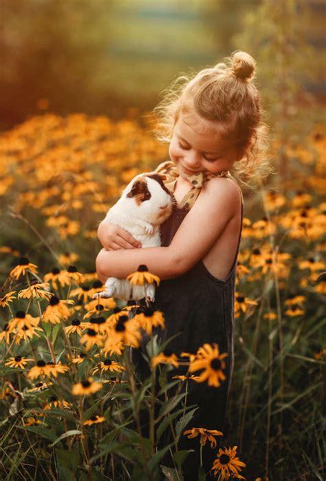 Children With Animals = Maximum Cuteness (30 pics ...