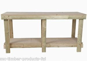 workbench ft  long mm thick mdf top work bench