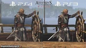 Assassin's Creed IV Black Flag - PS3 vs PS4 Graphics ...