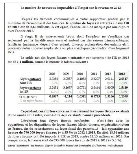 projet de loi de finances pour 2014 les conditions
