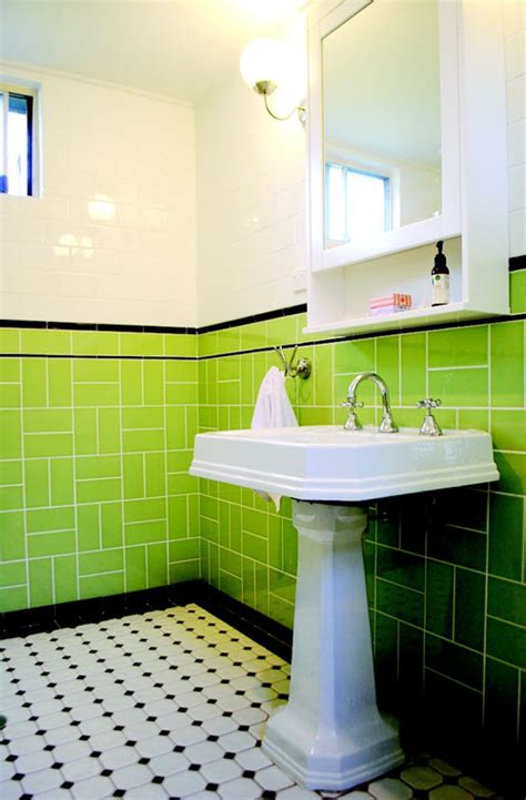 36 art deco green bathroom tiles ideas and pictures 2019
