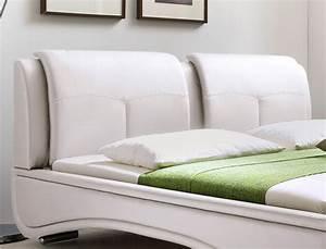 Polsterbett Weiß 180x200 : polsterbett syrus bett 180x200 cm wei ehebett doppelbett wohnbereiche schlafzimmer betten ~ Orissabook.com Haus und Dekorationen