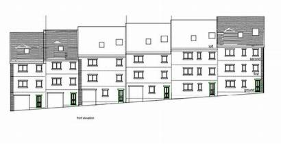 Apartments Town Chaos Rejected Traffic Townhouses Fears