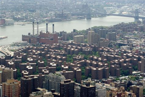 Stuyvesant Town New York City Martin Jones Flickr