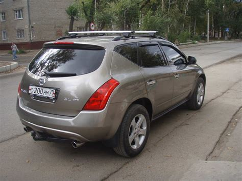 used nissan used 2004 nissan murano photos 3500cc gasoline cvt for