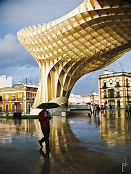 Sevilla Spain Architecture