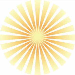 Sun Rays Clipart | Clipart Panda - Free Clipart Images