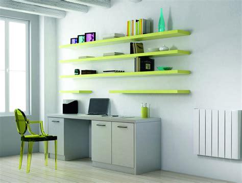 salon bureau aménager un coin bureau dans le salon trouver des idées