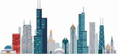 Building Buildings Transparent Clipart Cartoon Jing Fm