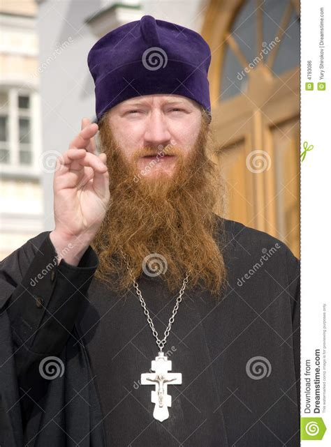 blessing priest royalty  stock image image