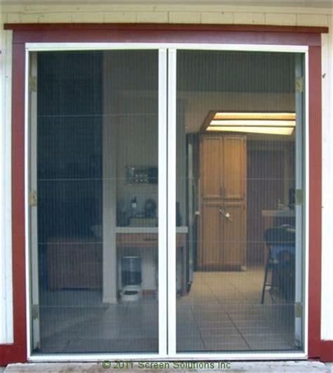 retractable screens  atrium doors retractable screens