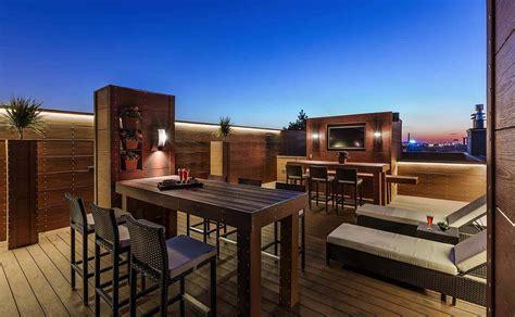 brilliant  inspiring rooftop terrace design ideas