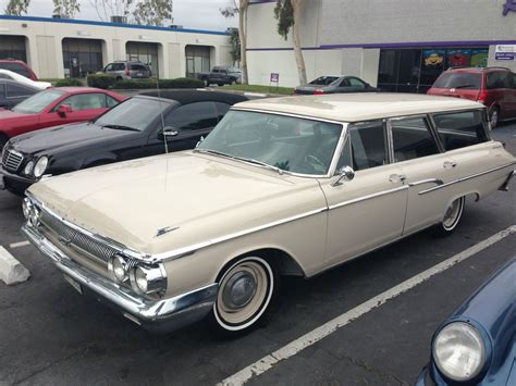Station Wagon For Sale by 1962 Mercury Commuter Station Wagon Mercury Station