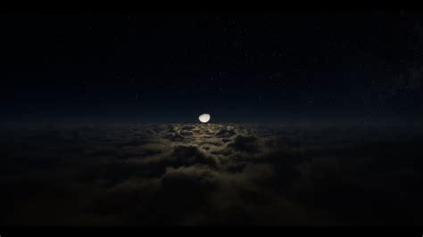 fondos de pantalla noche cielo nubes