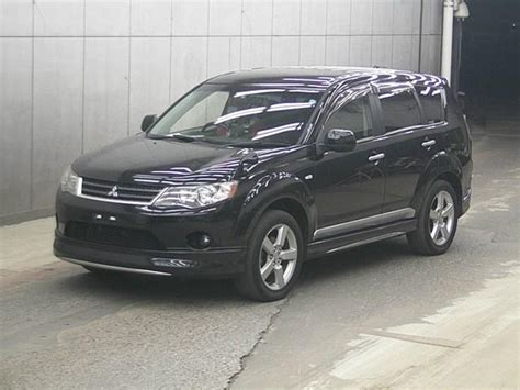 Outlander 2005 For Sale by Japan Used Mitsubishi Outlander Suv Road 2005 For Sale