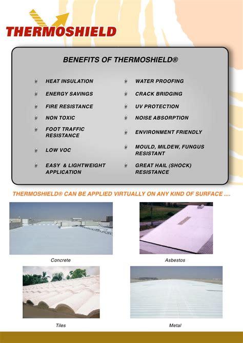 thermoshield ebrochure