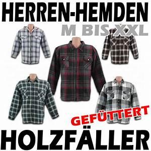 Holzfällerhemd Gefüttert Herren : holzf llerhemd kariert gef ttert m xxl norweger jacke ebay ~ Watch28wear.com Haus und Dekorationen