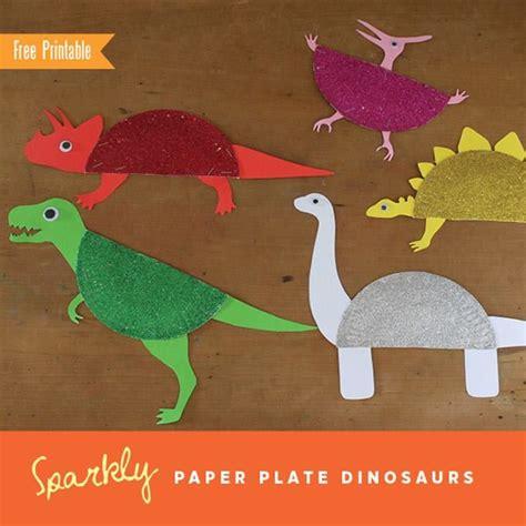 dinosaur art for preschoolers dinosauri piattini preschool dinosaur 301