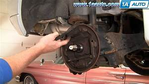 Drum Brake Diagram How To Install Replace Rear Drum Brakes Ford Focus 00 11 1aauto  U2013 My Wiring