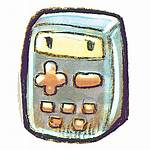 Calculator Icon Icons Kalkulator G12 Gambar Earth