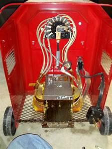 Lincoln Electric Ac Dc Stick  Tig Welder