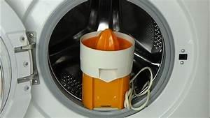 Machine Jus D Orange : experiment test citrus press broken in a washing machine ~ Farleysfitness.com Idées de Décoration