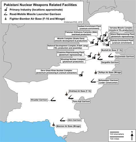 Pakistan's Evolving Nuclear Weapons Infrastructure