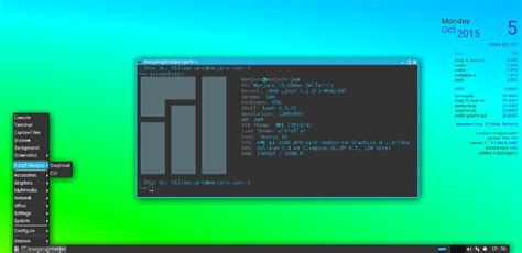 arch linux best tiling window manager introducing the new manjaro linux jwm joe s window