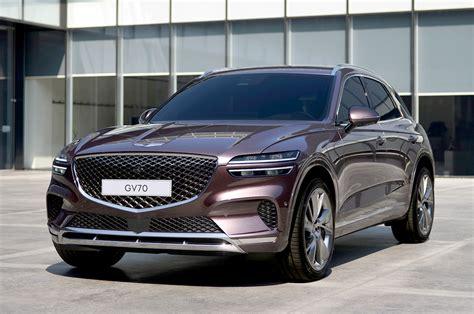Hyundai Genesis GV70 SUV could come to India - Autocar India