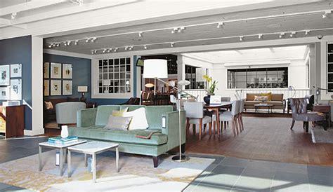 edina modern furniture store room board