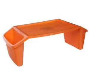 kids portable lap desk orange organization store