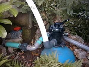 Fabriquer Une Fontaine Sans Pompe : filtre a sable pour bassin de jardin bassin de jardin ~ Melissatoandfro.com Idées de Décoration