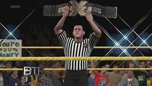 WWE 2K15 My Career Mode Part 10 NXT Championship Match vs ...