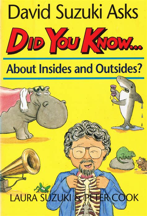 David Suzuki Books by Library Of Rescued Books Did You About