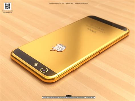 iphone gold iphone 6 concept concept phones