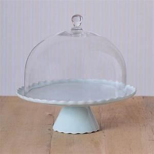 Cloche à Gateau : 20 bonbonniere presentoir a gateau grand modele avec cloche verre salon de t pinterest ~ Teatrodelosmanantiales.com Idées de Décoration