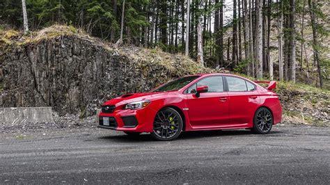 2019 Subaru Sti Price by Subaru Canada Releases 2019 Wrx And Sti Pricing
