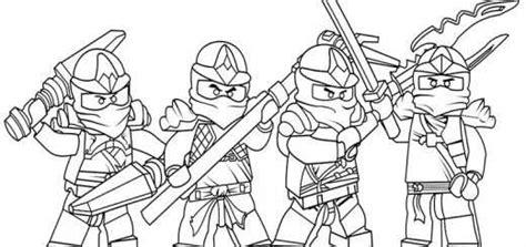 ninjago ausmalbilder kostenlos