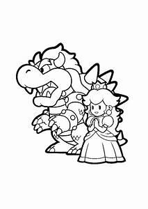 Desenho Do Super Mario