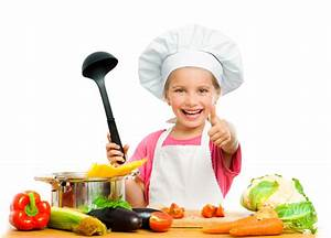 About The Author | Your Kids Cooking