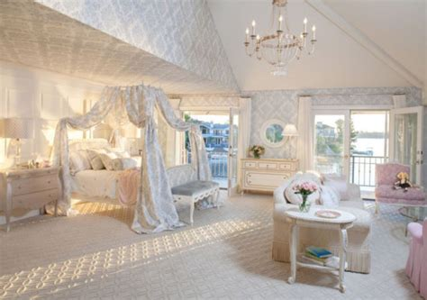 chambre deco baroque lit baldaquin pour chambre en 50 images int 233 ressantes