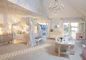 lit baldaquin pour chambre en 50 images interessantes With chambre avec lit baldaquin